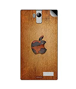STICKER FOR KARBONN A6 TURBO BY instyler