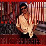 Bruce Springsteen Lucky Town (Japanese Edition Vinyl Replica Sleeve)