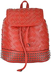 Moda King Women's Handbags (Red) (ModaKing036_A)