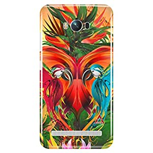 a AND b Designer Printed Back Case / Back Cover For Asus Zenfone Max (ZEN_MAX_3D_3586)