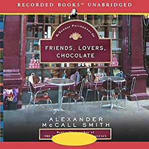 Friends, Lovers, Chocolate Audiobook
