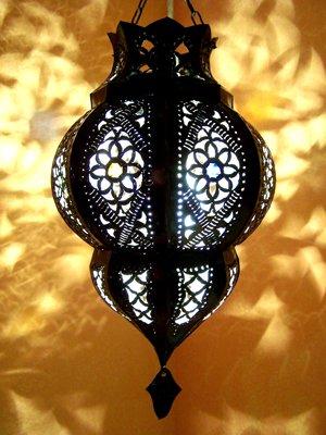 Orientalische-Deckenleuchte-Argana