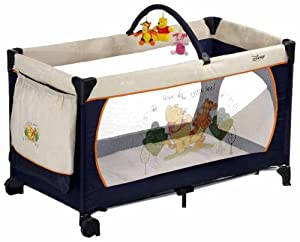 hauck dream 39 n 39 play disney winnie the pooh reflections. Black Bedroom Furniture Sets. Home Design Ideas