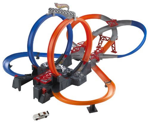 Hot Wheels Mega Loop Mayhem Trackset