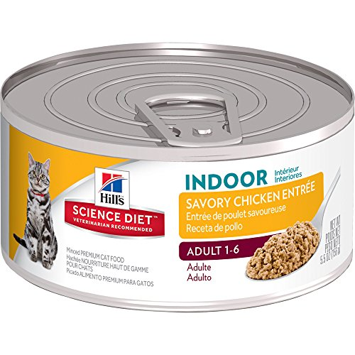 hills-science-diet-adult-indoor-cat-savory-chicken-entree-minced-cat-food-55-ounce-can-24-pack