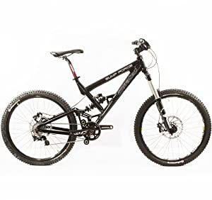 Corratec MTB Bump Force Mountainbike Downhill schwarz 46cm BK11000-46 by Corratec