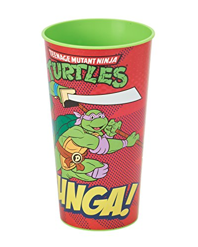 Teenage Mutant Ninja Turtles 32 oz Plastic Party Cup, Party Supplies