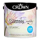 Crown Breatheasy Emulsion Paint - Matt - Roof Garden - 2.5L