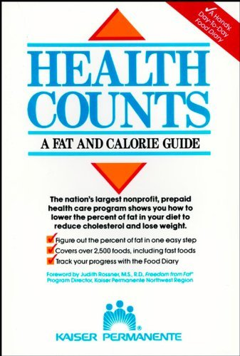 health-counts-a-fat-and-calorie-guide-by-kaiser-permanente-1991-01-02