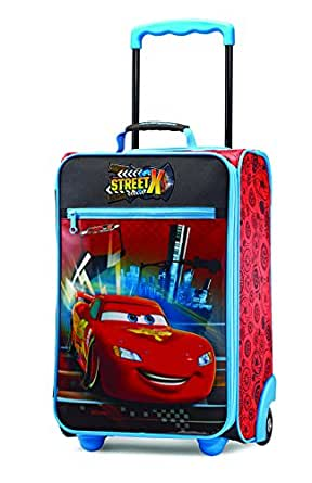 American Tourister Disney 18 Inch Upright Soft