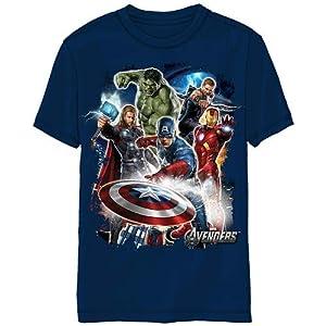 The Avengers Boys T-Shirt - Large