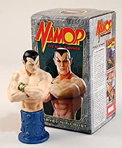 Namor the Sub-Mariner Mini Bust Bowen Designs