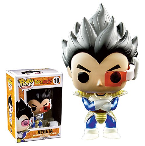 Funko Pop! Animation: #3991 Dragonball Z - Vegeta figure