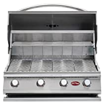 Big Sale Cal Flame BBQ08G04 G-Series 4-Burner Grill