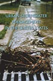 img - for Urban Stormwater Management in the United States book / textbook / text book