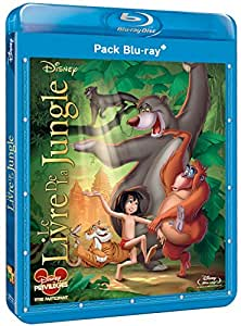 Le Livre de la jungle [Pack Blu-ray+]