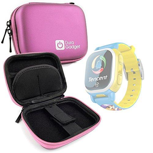 duragadget-custodia-protettiva-rosa-per-tencent-pq708-qqwatch-bambini-misafes-smart-watch-gps-q5s-tr