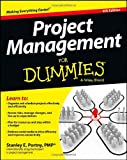 img - for Project Management For Dummies (For Dummies (Business & Personal Finance)) book / textbook / text book