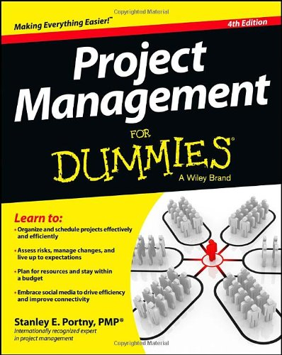 Project Management For Dummies(R)