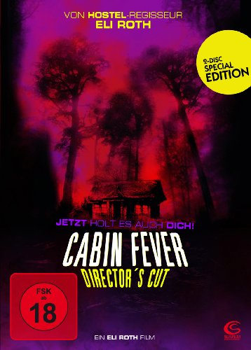 Cabin Fever - Director's Cut (2 Disc Special Edition)