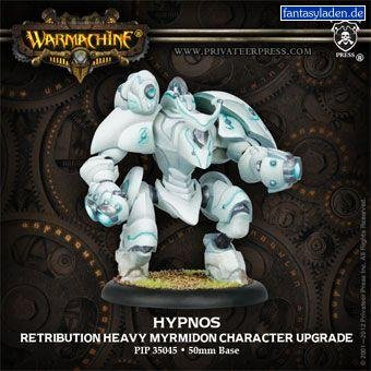 Privateer Press Warmachine - Retribution of Scyrah - Hypnos Warjack Upgrade Kit Model Kit