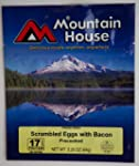Mountain House Scrambled Eggs with Ba...