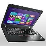 Lenovo ThinkPad E450:Corei7搭載モデル(14.0型)【レノボノートパソコン受注生産モデル】 (メモリ8GB:500GBHDD:液晶光沢なし:ブラック, Windows 8.1:Officeなし)