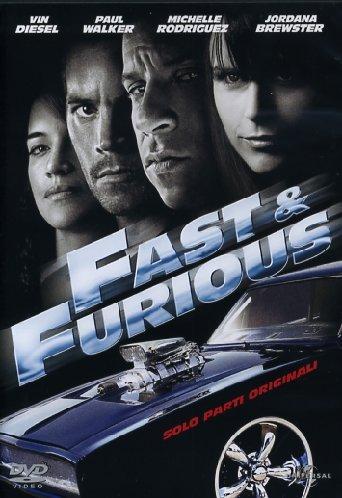 Fast And Furious - Solo Parti Originali [Italian Edition]
