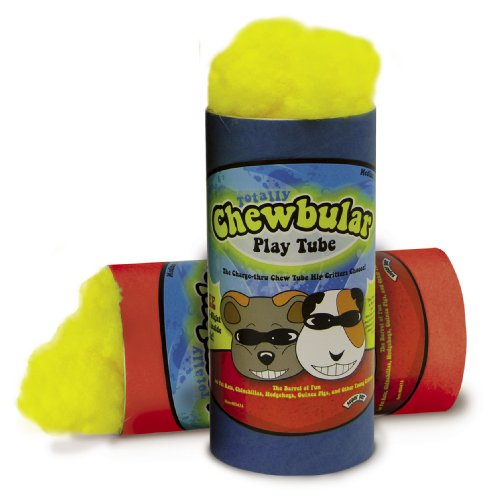 Super Pet Hamster Chewbular Play Tube, Medium, Colors Vary