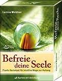 Schamanische Kinesiologie - Praxis-Kartenset für intuitive Wege zur Heilung - 48 Karten mit Anleitung