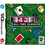 Nintendo DS⢠42 All-Time Classics Game