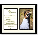 Son Wedding Gift - Mother to Son Poem - Touching Wedding Gift to Son From Mom - Add Photo