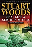 img - for Sex, Lies & Serious Money (A Stone Barrington Novel) book / textbook / text book
