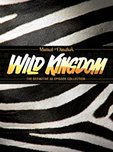 Mutual of Omaha's Wild Kingdom: The Definitive 50 Episode Collection