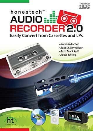 Audio Recorder 2.0 Standard [Download]