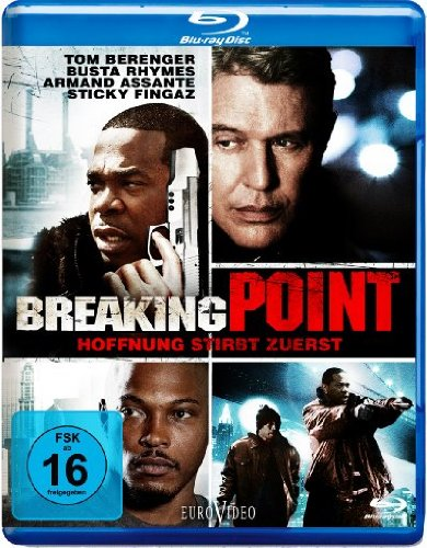 Breaking Point - Hoffnung stirbt zuerst [Blu-ray]