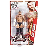 CM Punk WWE Series 29 Superstar #36 Action Figure