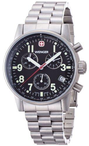 [ウェンガー] WENGER 腕時計 クロノグラフ Commando Chrono コマンド クロノ 70826XL メンズ V [並行輸入品]