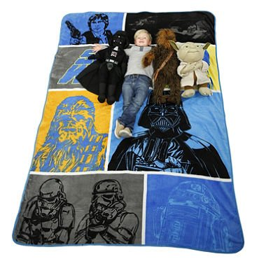 Awardpedia Star Wars Darth Vader Blanket 62 Quot X 90 Quot