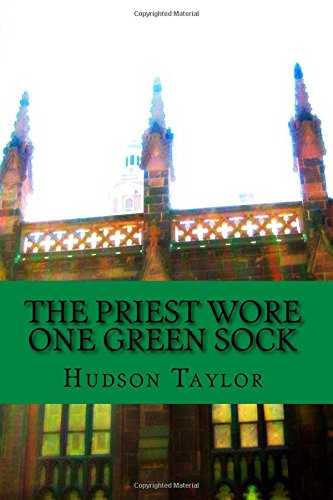 The Priest Wore One Green Sock: Volume 1 (Ethel Cunningham Mysteries)