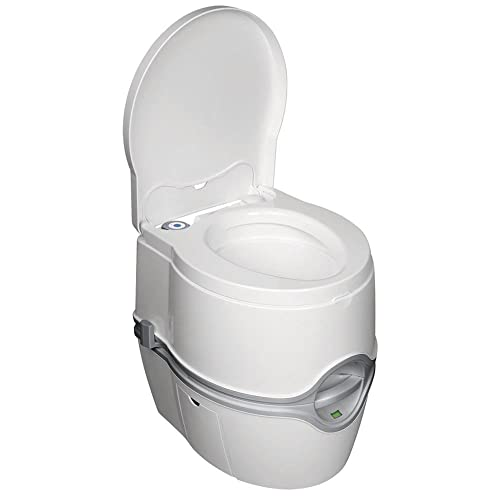 If You Donu0027t Like To Compromise And You Want Nothing Less Than The Best Portable  Toilet, Thetford 92360 Porta Potti 550E Curve Will Definitely Not ...