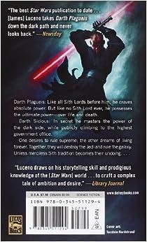 Star Wars Darth Plagueis By James Luceno Pdf Enasgear