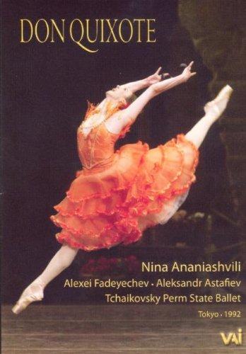 Don Quixote Ballet [DVD] [Import]