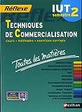 echange, troc Collectif - Toutes les matières IUT Techniques de commercialisation - Semestre 2