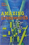 Amazing Crosswords for Kids (Mensa)