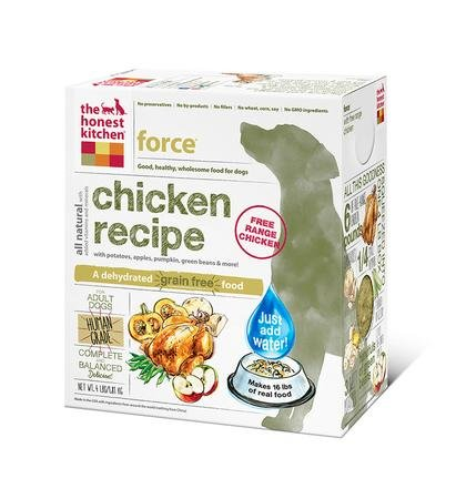 Honest Kitchen Dehydrated Raw Dog Food Force-2LB- (Newco Adult compare prices)