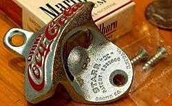 コカコーラの昔ながらの栓抜き アメリカン雑貨 CocaCola ロゴ