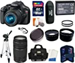 Canon EOS Rebel T3 Digital Camera SLR...