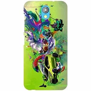 HTC Desire 526G Plus Back Cover - Nasty Designer Cases