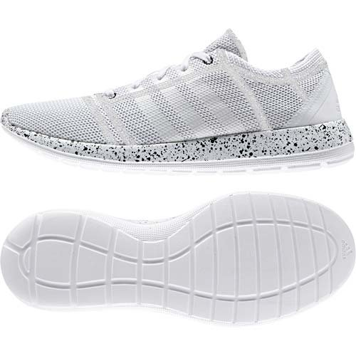 (アディダス) adidas Element Refine Tricot 25.5CM WHITE